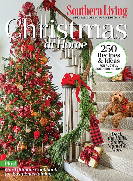 Download Southern Living Christmas at Home Book