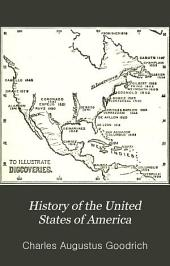 History of the United States of America: For the Use of Schools