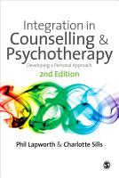 Integration in Counselling   Psychotherapy PDF