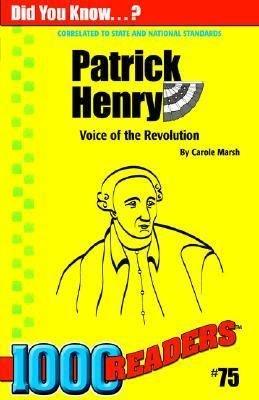 Patrick Henry PDF