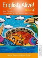 English Alive! Book 3 Nelson Thornes Caribbean English