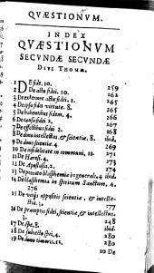 Doctoris Angelici S. Thomae Aquinatis Theologicae Summae compendium
