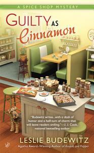 Guilty as Cinnamon Book