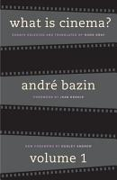 What Is Cinema  PDF