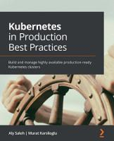 Kubernetes in Production Best Practices PDF