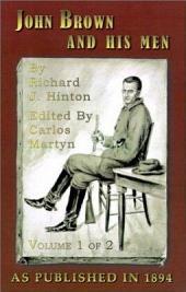 John Brown and His Men: Volume 1