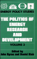 The Politics of Energy Research and Development PDF