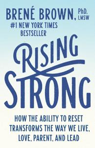 Rising Strong Book