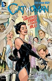 Catwoman (2011-) #29