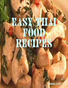 Easy Thai Food Recipes PDF