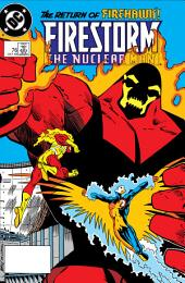 Firestorm: The Nuclear Man (1987-) #76