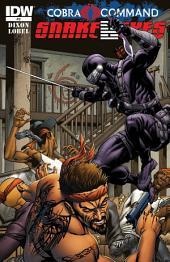 G.I. Joe: Snake Eyes Ongoing #12