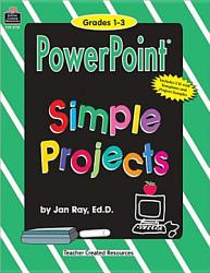 Microsoft Powerpoint R Simple Projects Book PDF