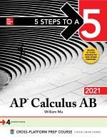 5 Steps to a 5: AP Calculus AB 2021