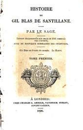 Histoire de Gil Blas de Santillane: Volumes1à2