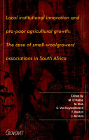 Local Institutional Innovation and Pro poor Agricultural Growth PDF
