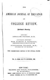 The American Journal of Education and College Review: Volume 2