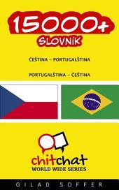 15000+ Čeština - Portugalština Portugalština - Čeština Slovník