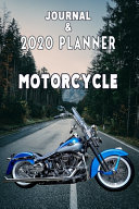 Journal   2020 Planner Motorcycle