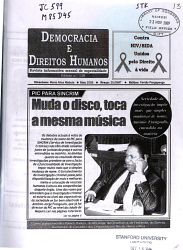 Democracia e direitos humanos PDF