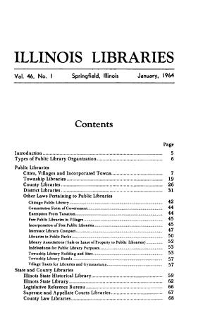 Illinois Libraries PDF