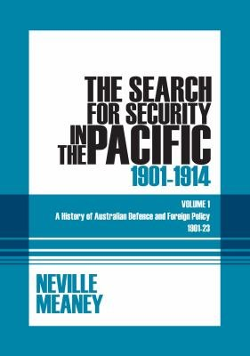 The search for security in the Pacific  1901 14 PDF