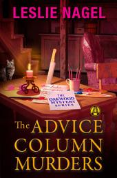 The Advice Column Murders: The Oakwood Mystery Series