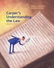 Carper s Understanding the Law PDF