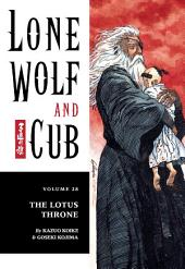 Lone Wolf and Cub Volume 28: The Lotus Throne
