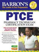 Barron s PTCE Pharmacy Technician Certification Exam with Online Test