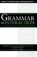 Grammar in Interaction PDF