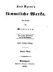 Sämmtliche Werke: neu übers. von Mehreren : in 10 Bänden mit 10 Stahlst, Band 2