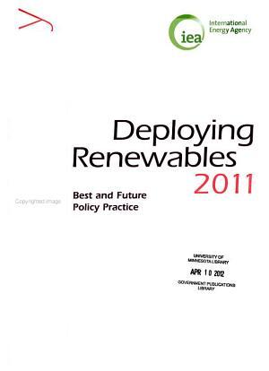 Deploying Renewables 2011 PDF