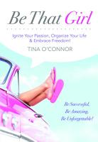 Be That Girl PDF