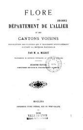 Flore du département de l'Allier et des cantons voisins