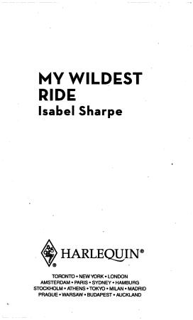 My Wildest Ride PDF