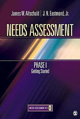 Needs Assessment Phase I PDF