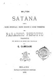 Santana, ossia Scene infernali, scene celesti e scene terrestri del Paradiso perduto