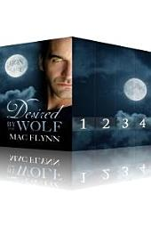 Desired By the Wolf Box Set (BBW Werewolf / Shifter Romance)