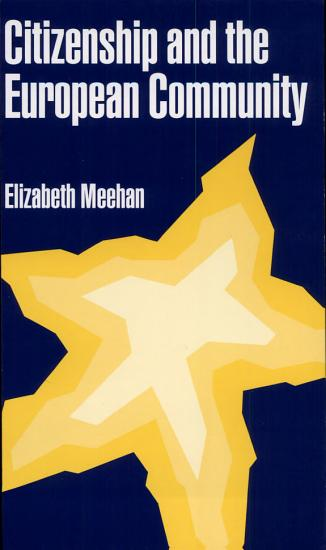 Citizenship and the European Community PDF