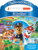 Nickelodeon Paw Patrol Book