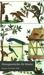 Naturgeschichte für Kinder