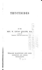 Thucydides: Volume 11