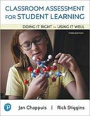 Classroom Assessment for Student Learning PDF