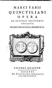Opera: Ad Optimas Editiones Collata. 4