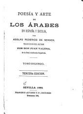 Poesía y arte de los árabes en España y Sicilia: Volumen 2