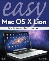 Easy Mac OS X Lion PDF