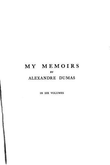 My Memoirs PDF