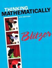 Thinking Mathematically: Edition 6