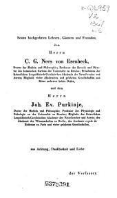 Handbuch der Entwickelungsgeschichte des Menschen: mit vergleichender Rücksicht der Entwickelung der Säugethiere und Vögel : nach fremden und eigenen Beobachtungen